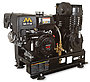 Mi-T-M Air Compressors 30-Gallon, ABS Series, Simplex Base Mounted ABS-13H-B