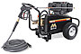 Mi-T-M Pressure Washers Cold Water Diesel Belt Drive CW-3004-4MDY
