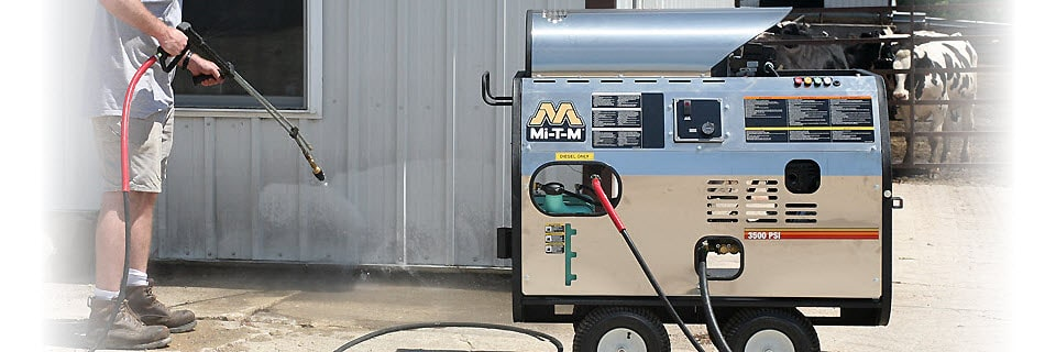 Mi-T-M Pressure Washer Dealer Cincinnati