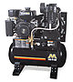 Mi-T-M Air Compressors 30-Gallon, ABS Series, Simplex Tank Mounted Horizontal ABS-14S-30H