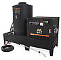 Mi-T-M Pressure Washers Hot Water Natural Gas/LP Belt Drive HEG-3008-0E9G