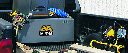 mi-t-m pressure washer support
